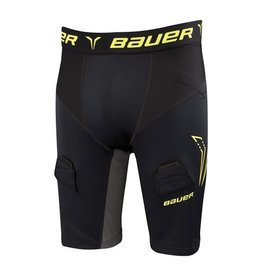 Bauer BAUER PREMIUM COMPRESSION JOCK SHORT JUNIOR