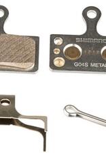 Shimano SHIMANO DISC BRAKE PADS - BR-M8000 (G04S)