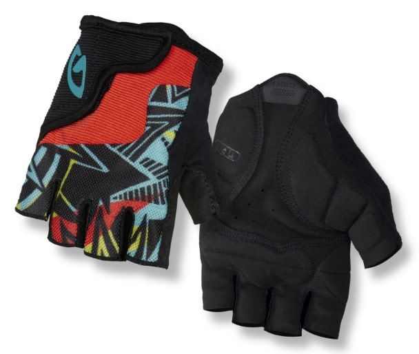 DND Giro BRAVO GEL CYCLING GLOVES JUNIOR