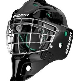 Bauer Hockey 2017 BAUER GM NME 4 GOAL MASK YOUTH BLACK