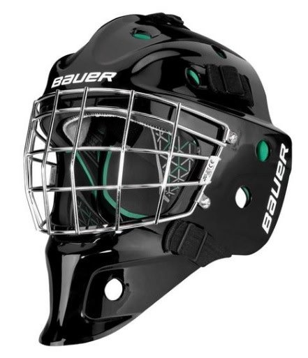 Bauer 2017 BAUER GM NME 4 GOAL MASK YOUTH BLACK