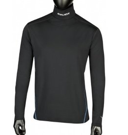 Bauer BAUER NG YOUTH INTEGRATED NECK LONGSLEEVE