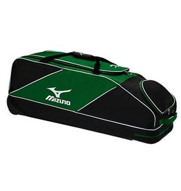 Mizuno MIZUNO CLASSIC WHEEL BAG BASEBALL BAG FOREST