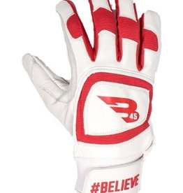 B45 B45 #BELIEVE SERIES BATTING GLOVES
