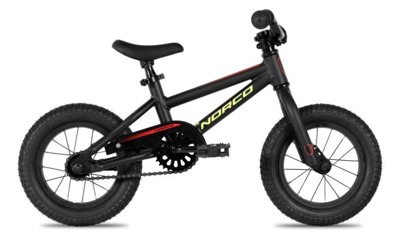 """Norco NORCO BLASTER 12"""" BOYS BLK/YEL/RED"""