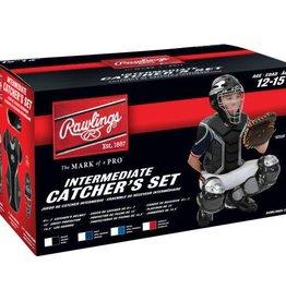 Rawlings RAWLINGS RENEGADE 2.0 CATCHER SET AGE 12-15 BLACK