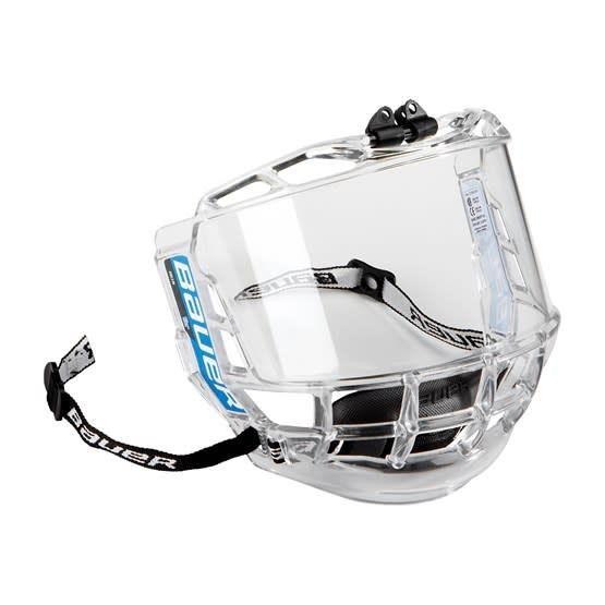 Bauer Bauer visor Concept 3 full clear Jr.