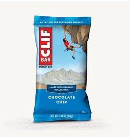 Clif Clif, Energy bar, Chocolate Chip, each