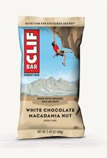 Clif Clif, Energy bar, White Chocolate Macadamia Nut , each