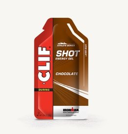 Clif Clif, Shot Gels, Chocolate, each