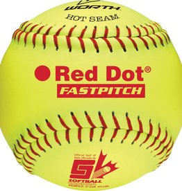"Worth Softball Red dot 12"" PX2RYLC"