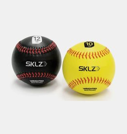 Sklz SKLZ WEIGHTED BASEBALLS 2 PACK