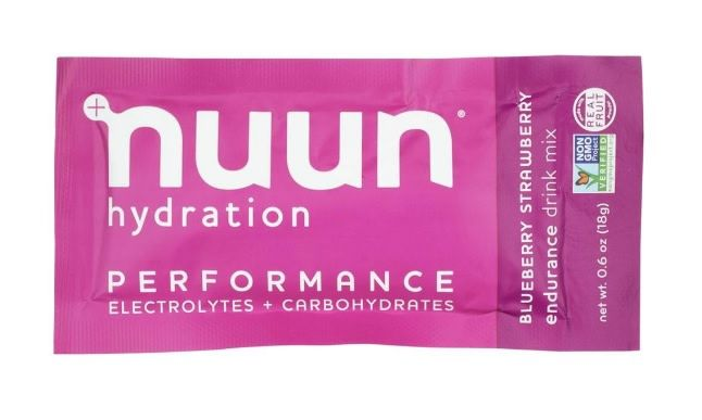 Nuun Nuun Performance Drink mix - Blueberry/strawberry 18g
