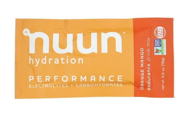Nuun Nuun Performance Drink mix - Orange/Mango 18g