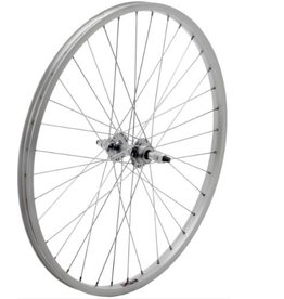 "49N 24"" Wheel - Alex X101 REAR WHEEL STEEL HUB - Spin on"