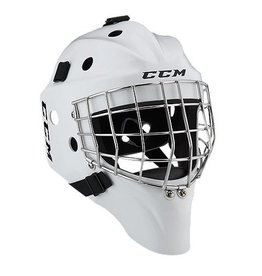 CCM Hockey CCM 1.5 GOALIE MASK YOUTH WHITE
