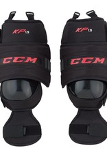 CCM Hockey CCM KP1.9 GOALIE KNEE PAD INTERMEDIATE