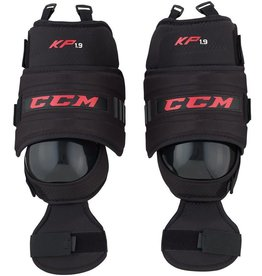 CCM Hockey CCM KP1.9 GOALIE KNEE PAD INTERMEDIATE
