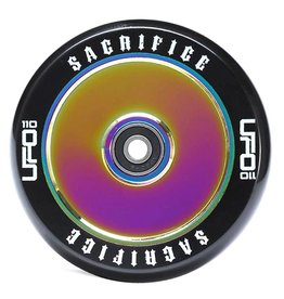 Sacrifice SACRIFICE UFO SCOOTER WHEEL 110MM - Ea.