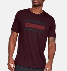 Under Armour UNDER ARMOUR 1329582 TEAM ISSUE WORDMARK TEE