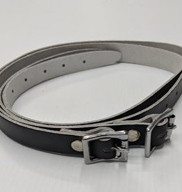 CCM Hockey CCM Boot Straps Accessories (1 Pair) OSFA BLACK