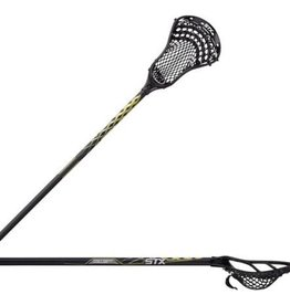 STX STX STALLION 200 DEFENSE COMPLETE LACROSSE STICK