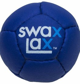 SWAX SWAX LACROSSE TRAINING BALL - BLUE