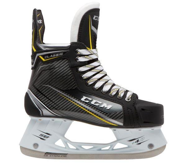 CCM Hockey 2018 CCM SK CLASSIC TACKS JUNIOR