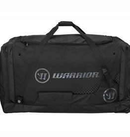 Warrior WARRIOR ROLLER BAG GOALIE BLK/GRY