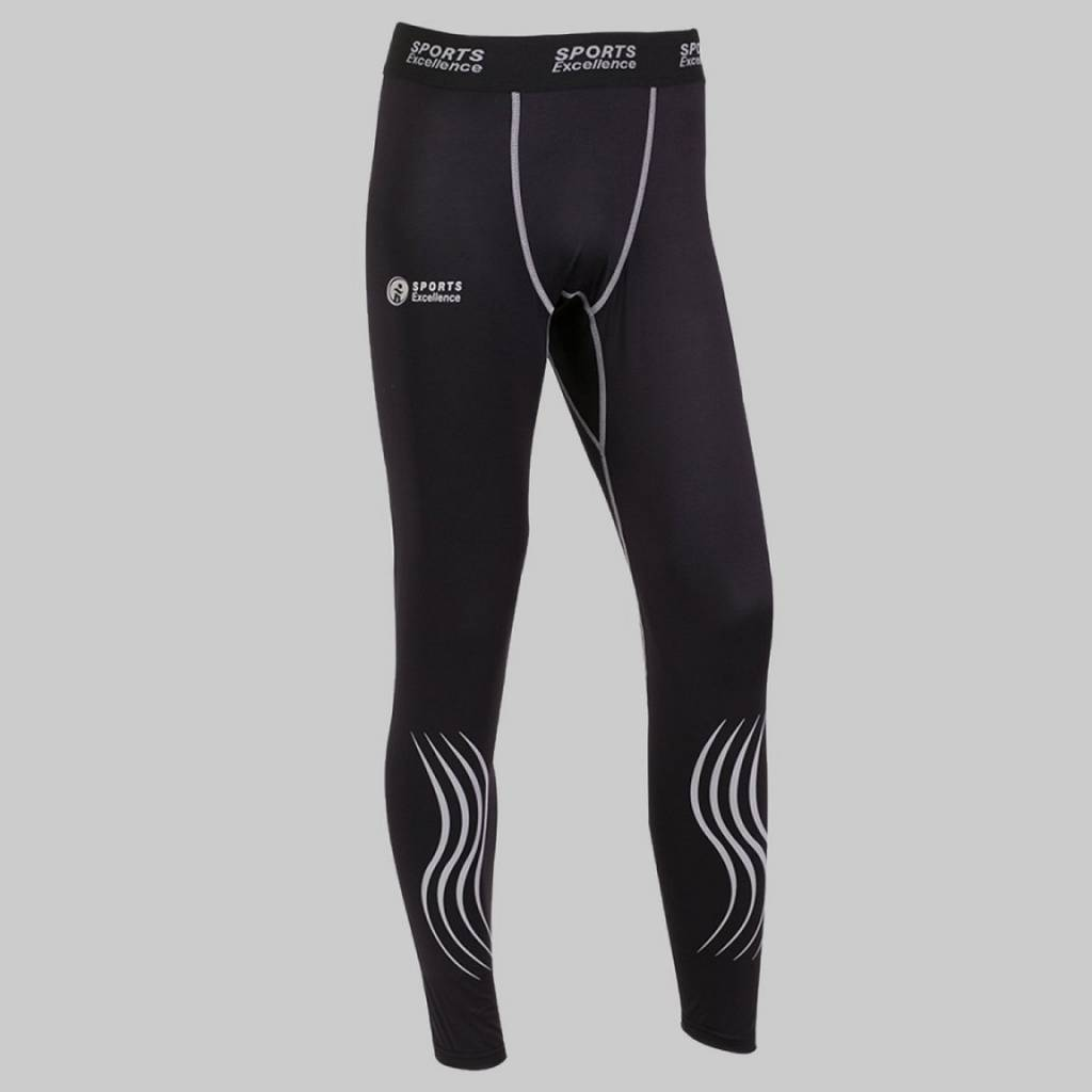 Sports Excellence SPORTS EXCELLENCE COMPRESSION PANT JUNIOR