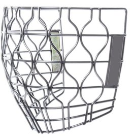 DR DR RINGETTE CAGE SENIOR MEDIUM CHROME