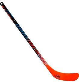 Warrior Hockey WARRIOR QR EDGE MINI STICK PLAYER LH BLK/ORANGE