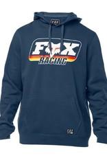 FOX FOX THROWBACK PULLOVER FLEECE HOODIE