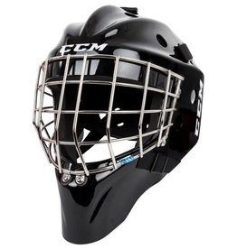 CCM Hockey CCM 1.5 GOALIE MASK JUNIOR BLACK