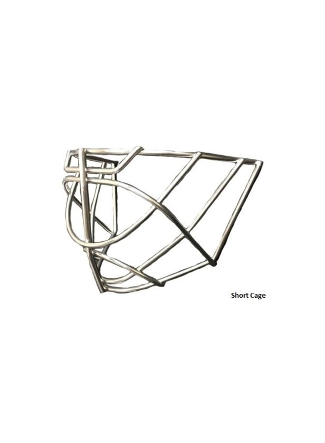 COVETED CAT EYE GOALIE CAGE