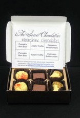 Copper Barrel Distillery Moonshine Truffles (Variety) [6 pieces]