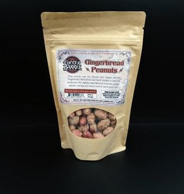 Copper Barrel Distillery Gingerbread Nuts (5 oz)