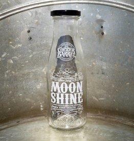 Copper Barrel Distillery Empty 'Shine Bottles