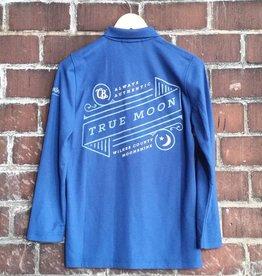 Copper Barrel Distillery Ladies Polo long sleeve shirt