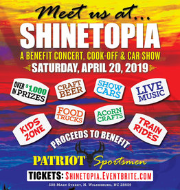 Shinetopia 2019