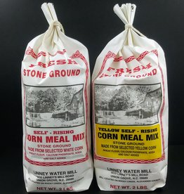 Linney Water Mill Corn Meal Mix 2 lbs