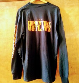 HonkyTonk Outlaws HTO Men's Tee [Long Sleeve]