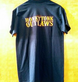 HonkyTonk Outlaws Men's Tee [Short Sleeve]