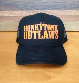 HonkyTonk Outlaws Mesh Cap