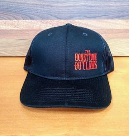 HonkyTonk Outlaws Mesh Cap (Embroidered)