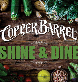 Copper Barrel Distillery Shine & Dine Ticket (Couple)