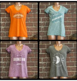 Ouray Women's Double-Dyed T-Shirt (SS)