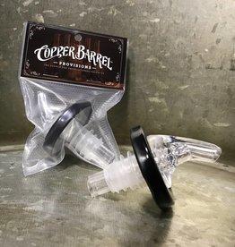 Copper Barrel Provisions Pour Spout (Moonshine)