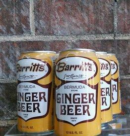 Barritt's Non- alcoholic Ginger Beer