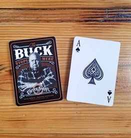 Copper Barrel Distillery Playing Cards [Buck Stops Here]